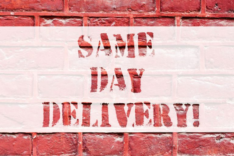 7 Reasons Why Same-Day Delivery is a Must for Your Business