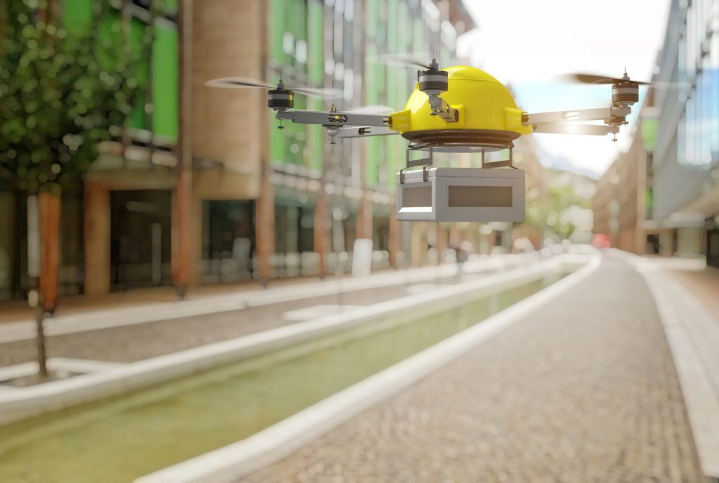 Drone Delivery - Challenges Faced and Future Predictions