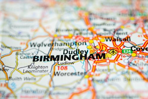 Birmingham couriers