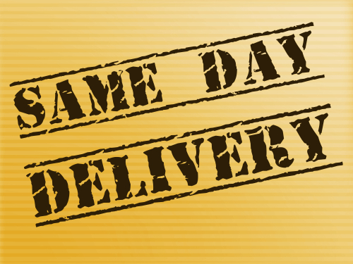 same day couriers